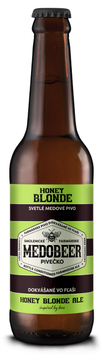 MEDOBEER HONEY BLONDE ALE 11°